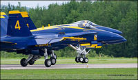 Blue Angels takeoff